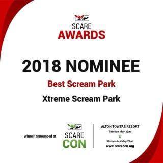 Scare awards