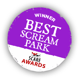 best halloween scream park