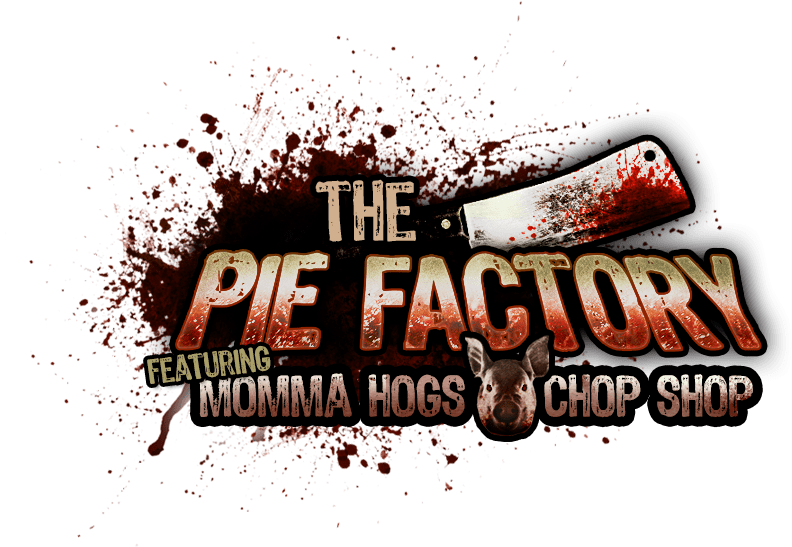 Pie factory title
